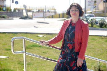 Sanja Udović, načelnica Općine Viškovo, foto: Sergej Drecshler