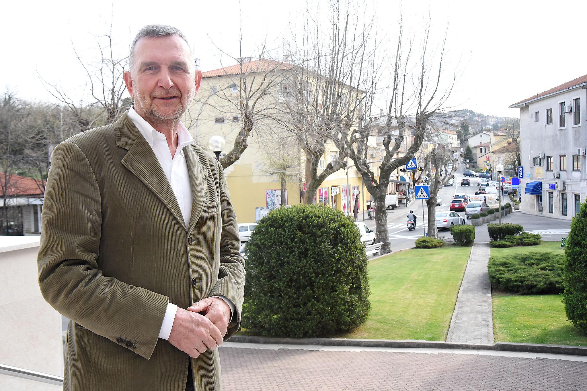 Mario Ćiković, načelnik Općine Matulji