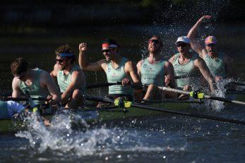 Slavlje pobjedničke posade Cambridgea/Foto REUTERS