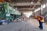 Predstavnici Zelene akcije u obilasku reciklažnog dvorišta / Foto PONIKVE