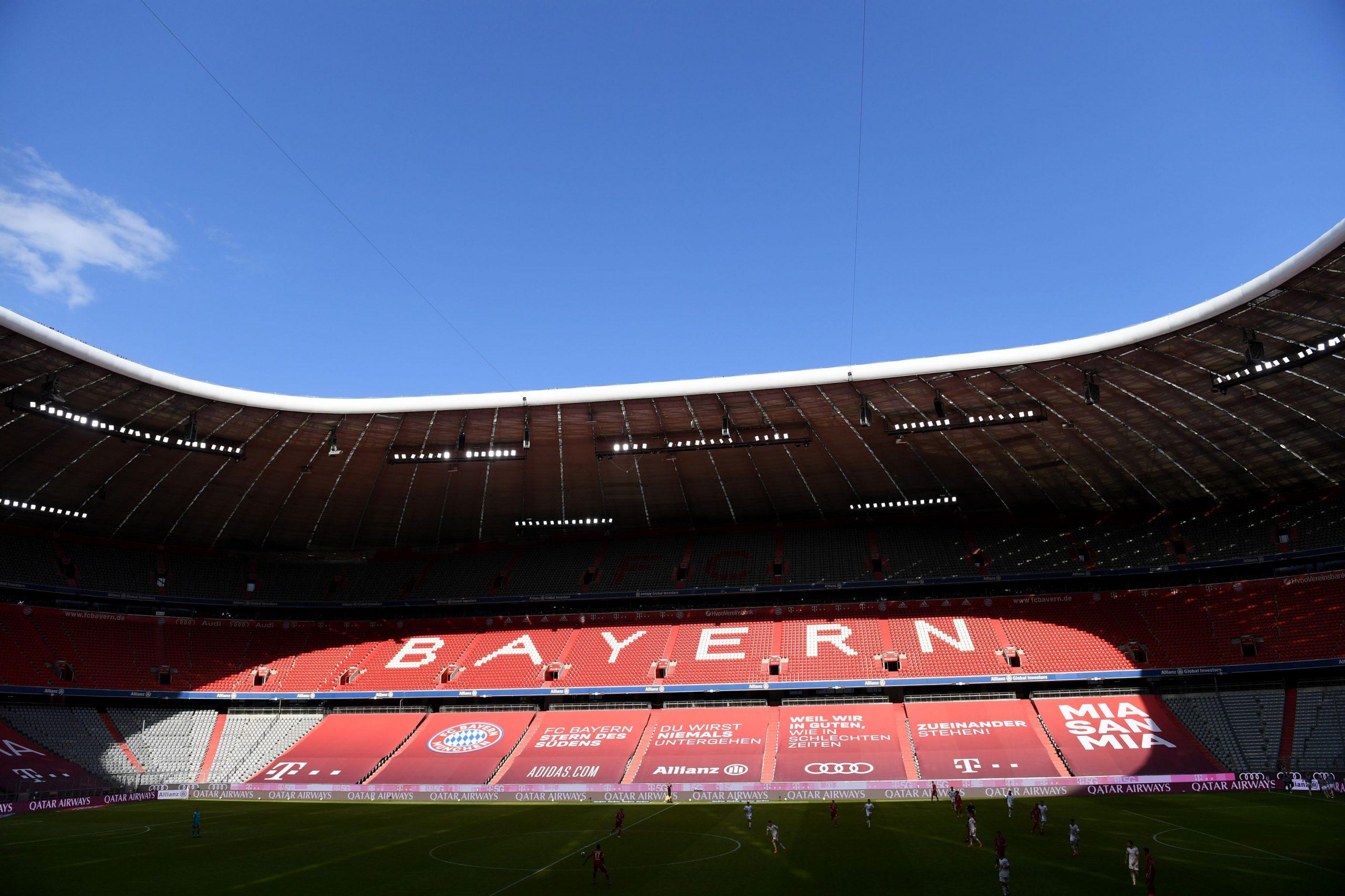 Bayernov stadion jedan je od onih na kojemu će se igrati predstojeći EURO/Foto REUTERS