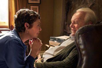 Olivia Colman kao Anne i Anthony Hopkins kao Anthony