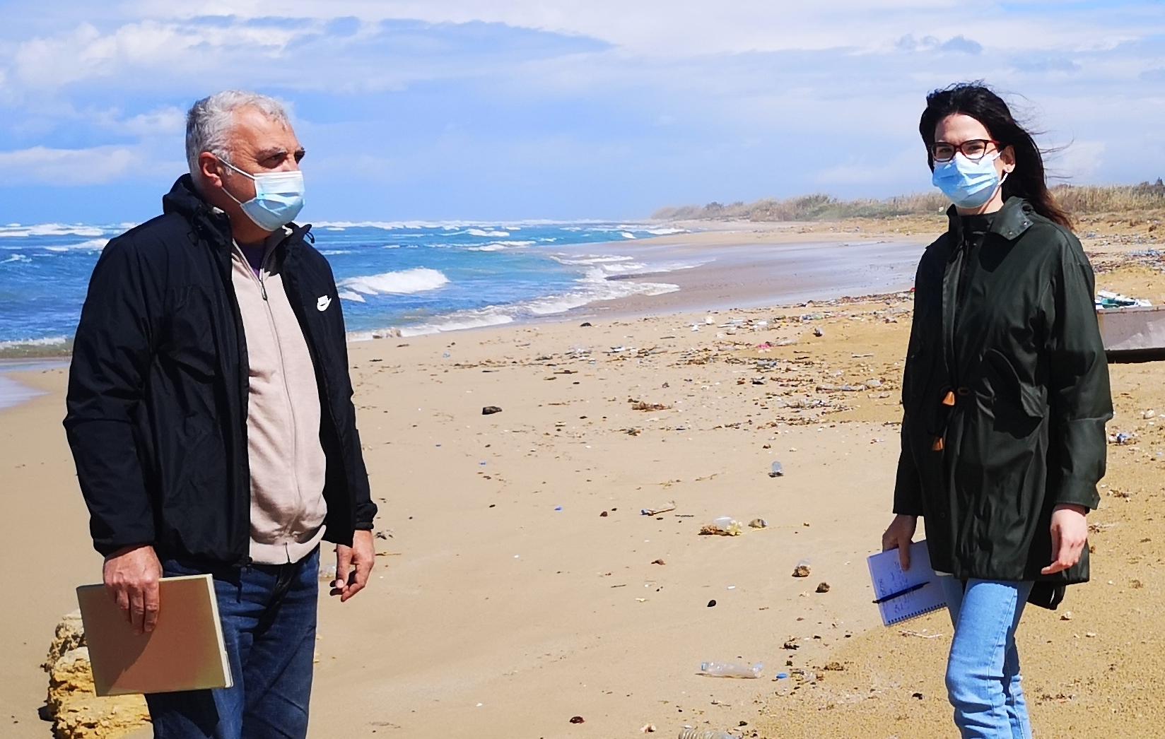Dvoje stručnjaka ATRAC-a vratilo se iz misije: Savjetovali kako očistiti 100 km obale kod Beiruta
