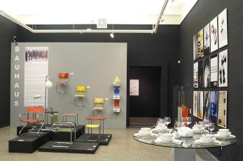 Predmeti iznikli iz tradicije škole Bauhausa / Foto WIKIPEDIJA