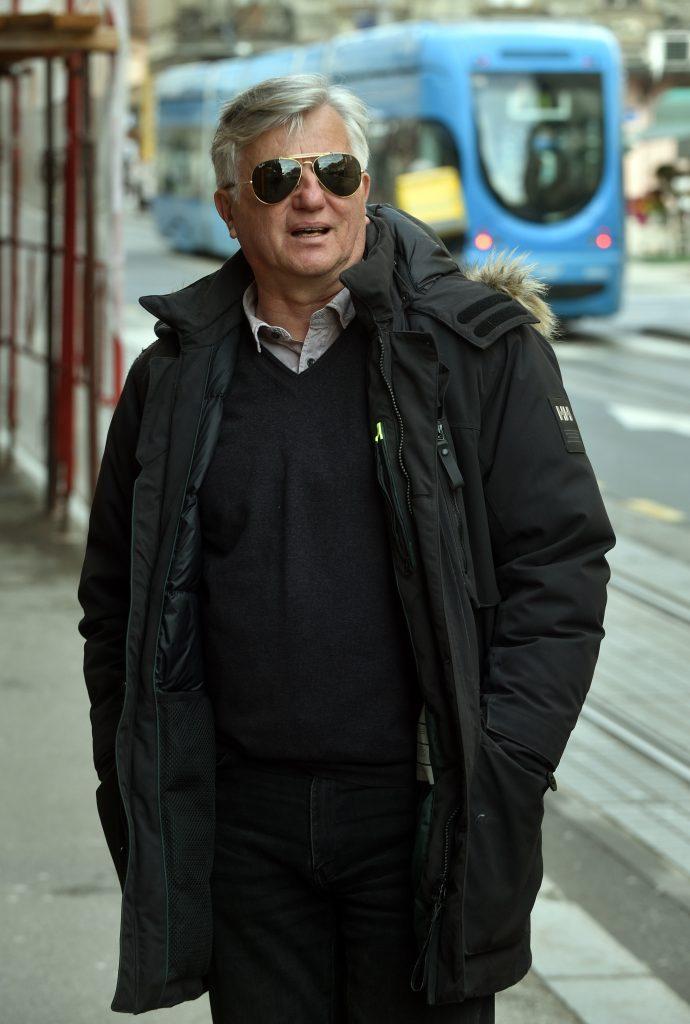 Dubravko Merlić / Foto Davor Kovačević
