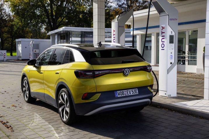 Volkswagen ID.4 - električni SUV / Foto VW