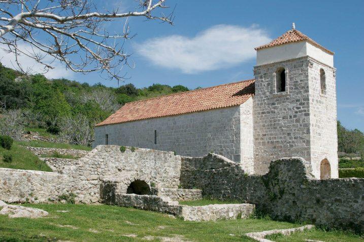 Kompleks svete Lucije u Jurandvoru godišnje obiđe 20-ak tisuća posjetitelja / Foto TZ BAŠKA