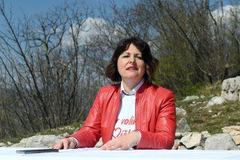 Sanja Udović / Foto Vedran Karuza