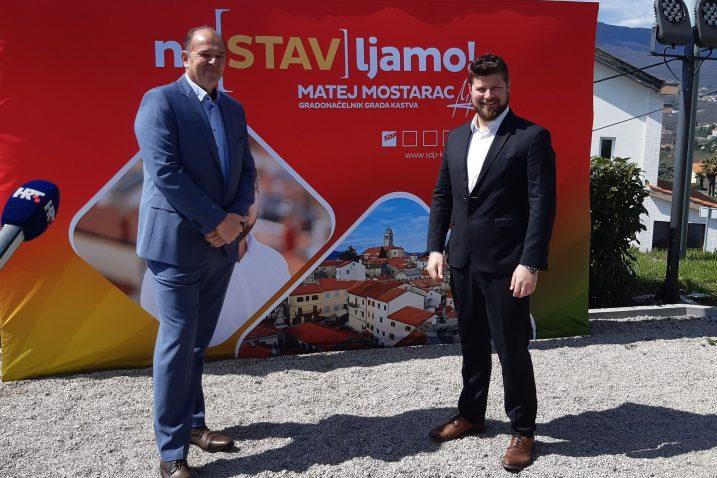 Dean Jurčić i Matej Mostarac