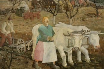 Krsto Hegedušić, »Proljeće«, 1930.
