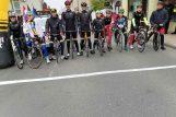 Riječki biciklisti prije početka utrke