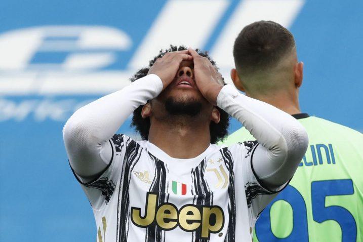 Weston McKennie (Juventus)/Foto REUTERS
