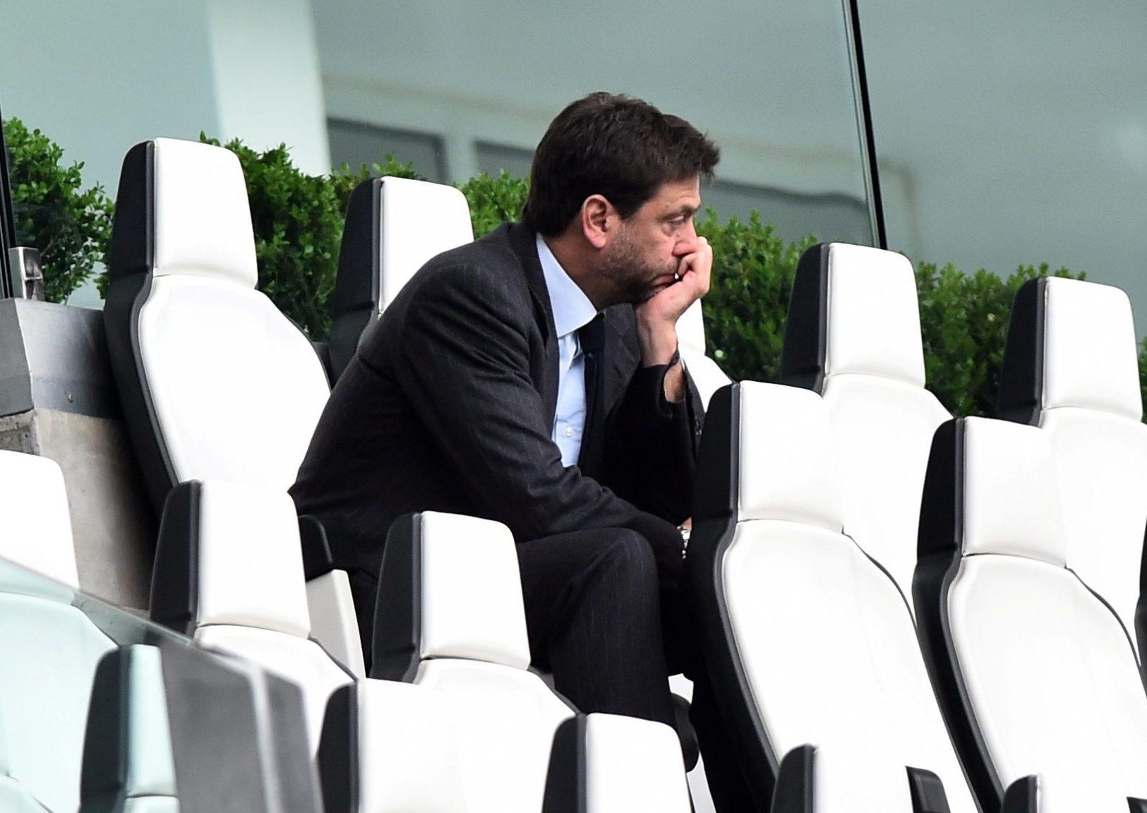 Predsjednik Juventusa Andrea Agnelli/Foto REUTERS