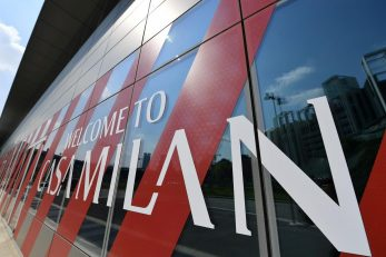 SJedište AC Milana/Foto: REUTERS