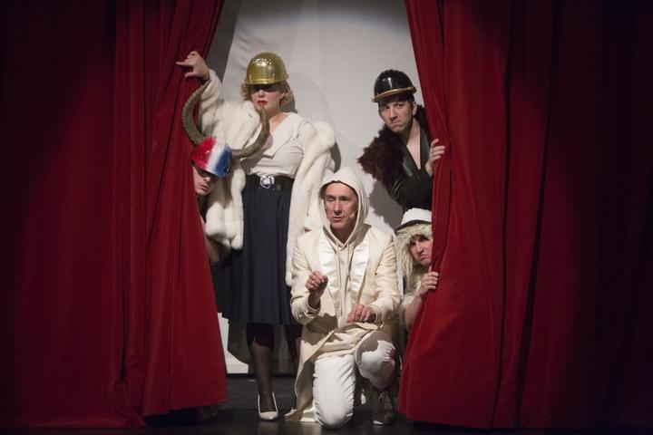Kazališni odgovor na prevažnu temu / Foto Ivan Posavec