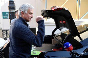 Jose Mourinho naprasno je smijenjen u ponedjeljak/Foto REUTERS