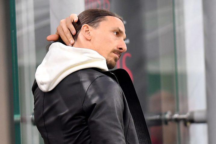 Zlatan Ibrahimović/Foto REUTERS