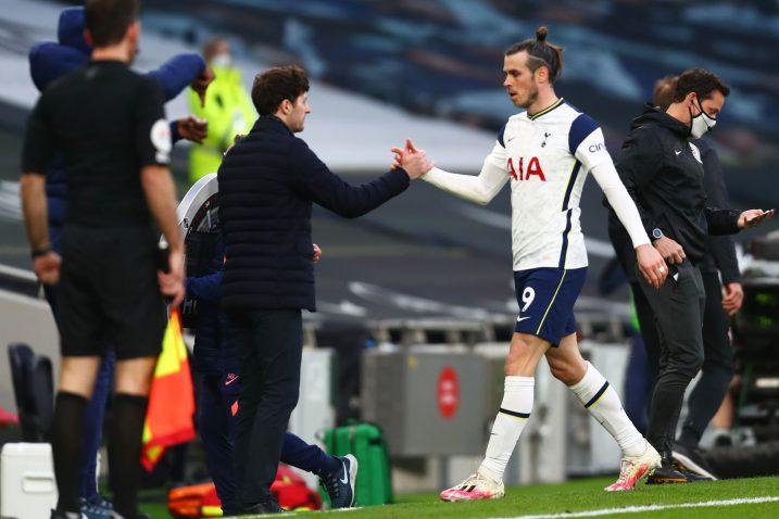 Ryan Mason i Gareth Bale/Foto REUTERS