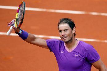 Rafael Nadal/Foto: REUTERS