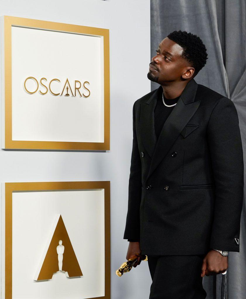 Daniel Kaluuya, dobitnik Oscara za najboljeg sporednog glumca, u filmu »Judas and the Black Messiah« / Reuters
