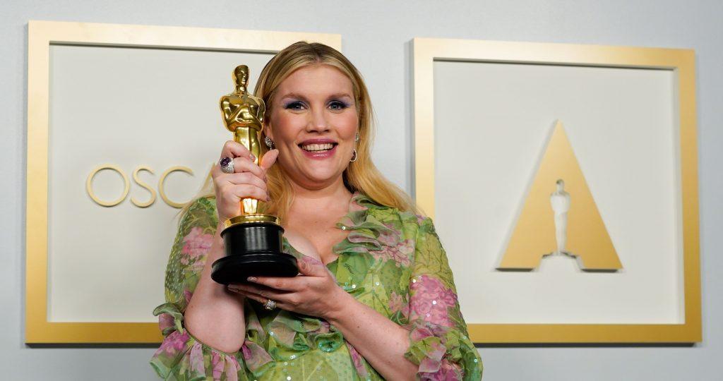 Emerald Fennell, osvajačica Oscara za najbolji originalni scenarij, za film »Djevojka koja obećava« / Reuters
