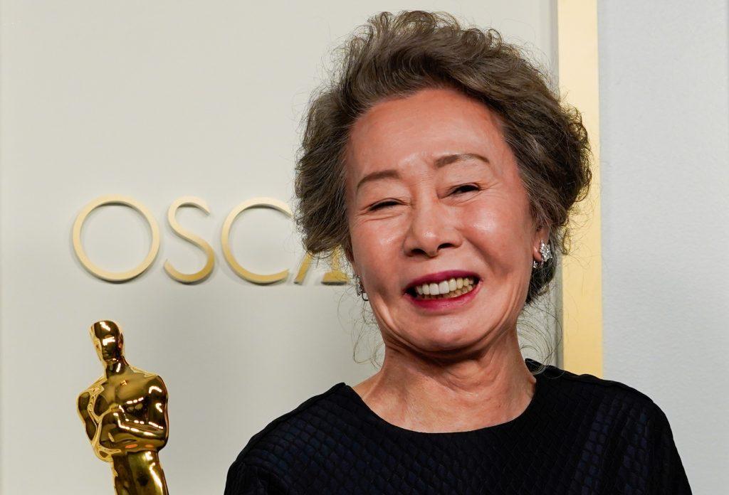 Yuh-Jung Youn, dobitnica Oscara za najbolju sporednu ulogu, u filmu »Minari« / Reuters
