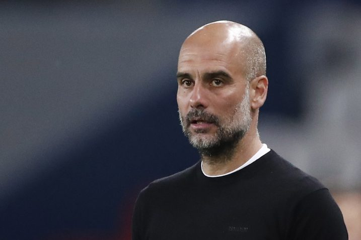 Pep Guardiola/Foto REUTERS