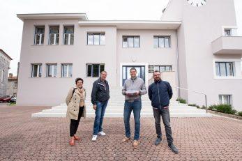 Predstavnici matuljske koalicije SDP-HSU