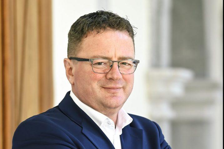 Dalibor Čandrlić, gradonačelnik Kraljevice