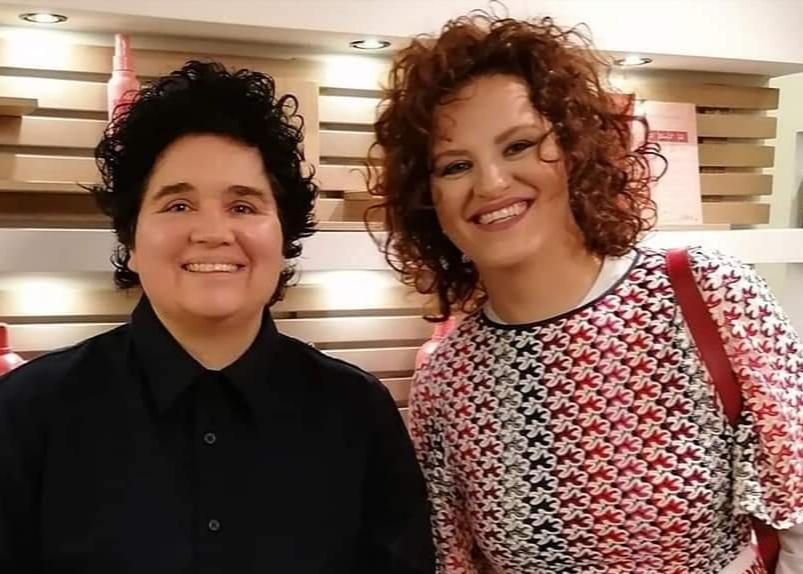 Larissa Kunić i Marieta Kola, poznatije kao Larí Marí, autorice više knjiga `proze koja liječi`