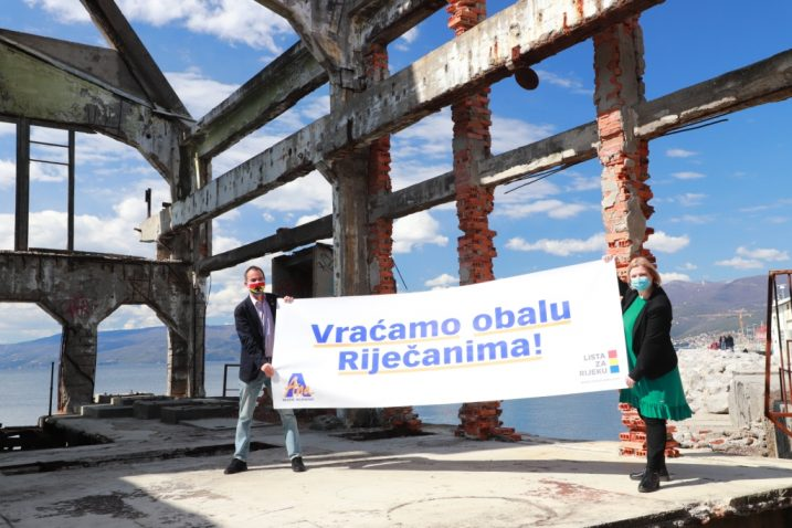Danko Švorinić i Ana Blečić Jelenović