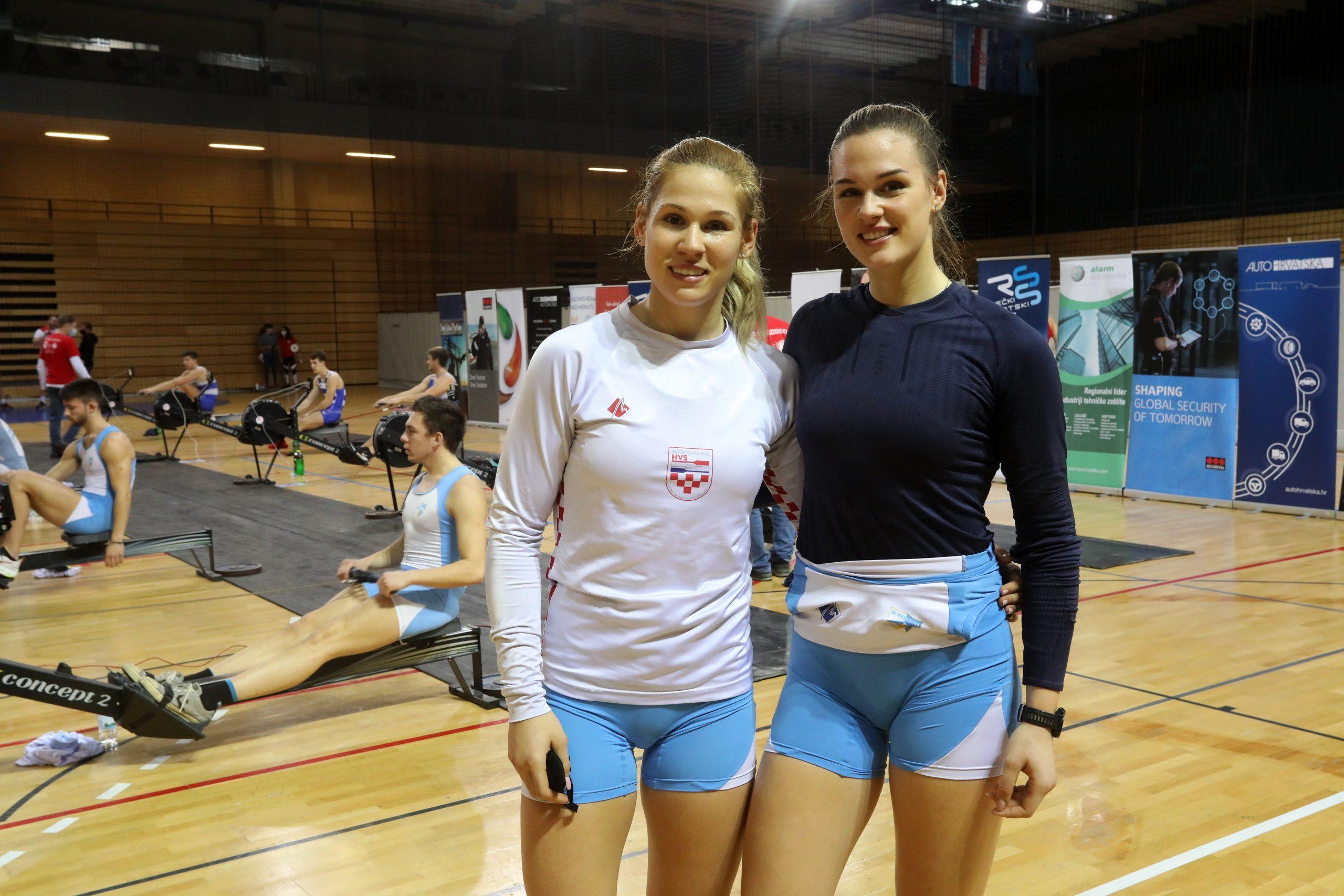Ivana i Josipa Jurković/Foto PIXSELL