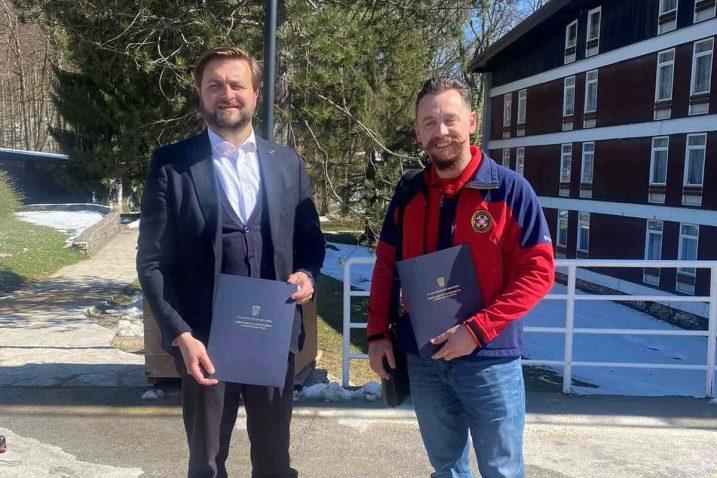 Tomislav Ćorić i Josip Granić