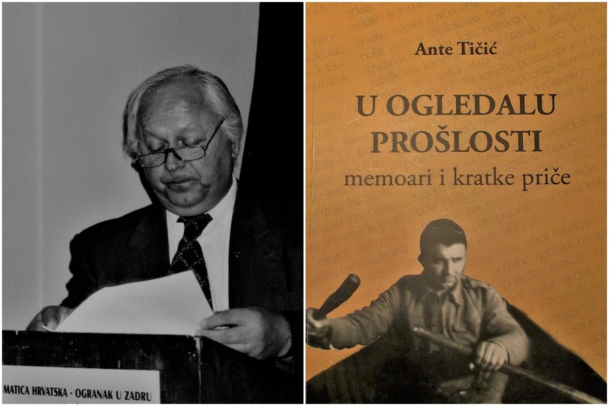 Ante Tičić, U ogledalu prošlosti
