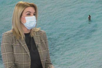 Nikolina Brnjac / Foto Screenshot HTV