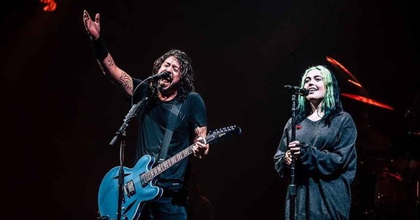 Foto: Tony Woolliscroft/Foo Fighters Instagram