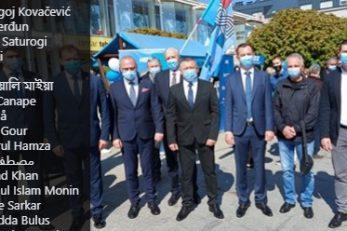Foto Screenshot Facebook GO HDZ Županja