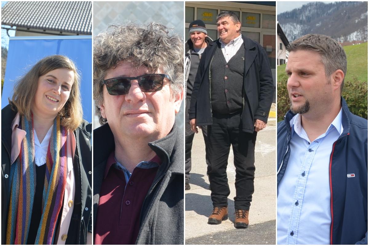 Tereza Gašparac, Robert Starčević, Damir Grgurić i Martin Kvaternik / Foto Marinko Krmpotić