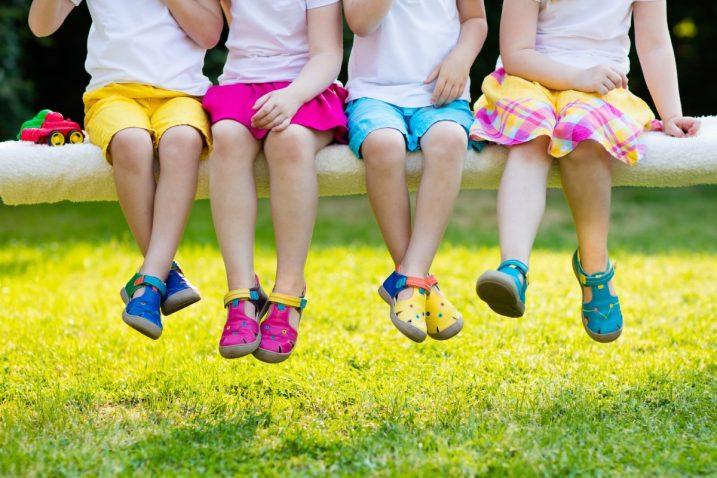 Koja je idealna dječja obuća za ljeto? Sandale, naravno – pogledajte trendove za 2021. godinu