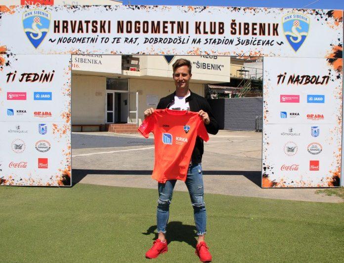 Ivan Močinić/Foto hnkšibenik