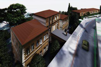 Za dodatne potrebe mogla bi se izgraditi nova zgrada Doma zdravlja, na susjednom terenu / Autor Igor Rukavina