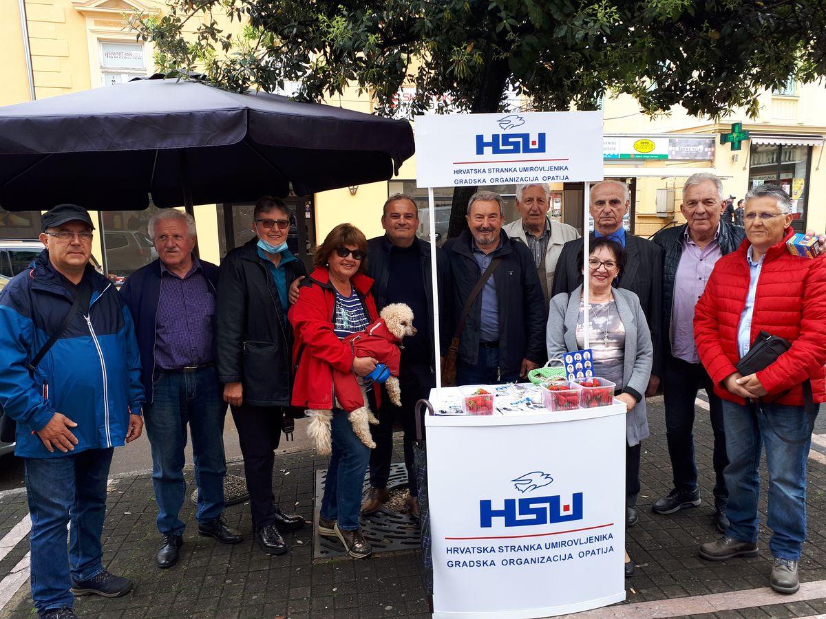 Kandidati HSU Opatija