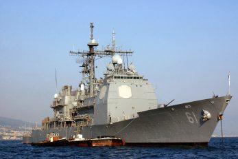 USS Monterey / Foto Reuters