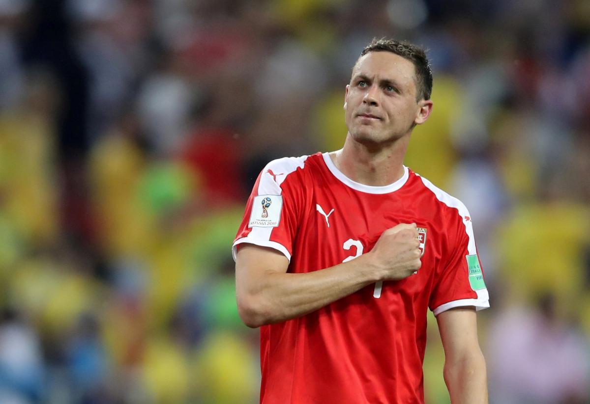 Nemanja Matić/Foto: REUTERS