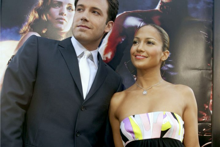 Lopez i Affleck 2003. godine, Foto: REUTERS