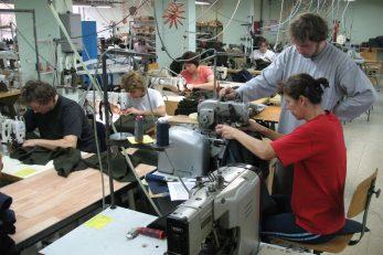Radnice i radnici u tekstilnoj industriji godinama su suočeni s vrlo niskim plaćama / NL arhiva