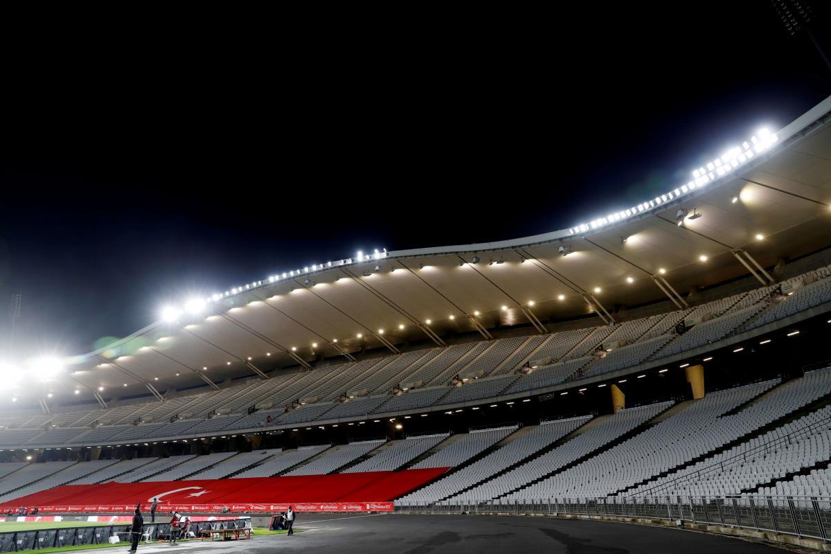Stadion Ataturk/Foto REUTERS