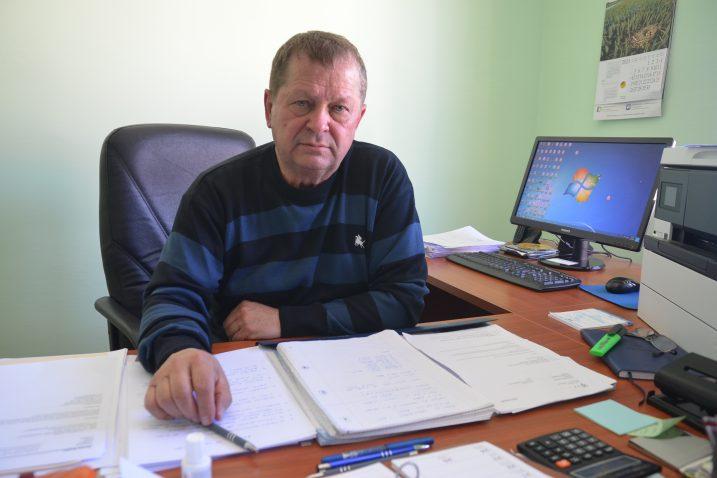 Dragutin Crnković / Foto Marinko Krmpotić