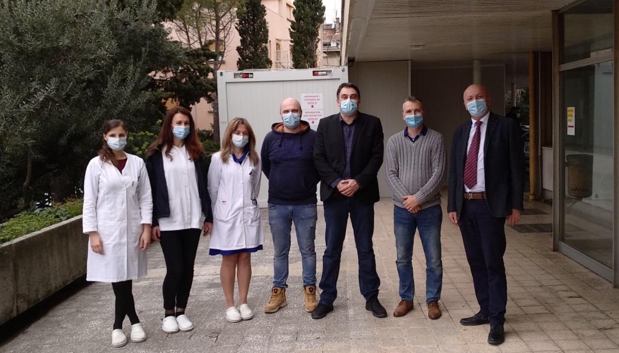 Prijenosni analizator zraka novi je instrument NZZJZ PGŽ