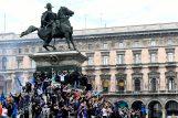 Slavlje navijača Intera/Foto REUTERS
